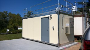 Ambient Air Quality Monitoring Shelter